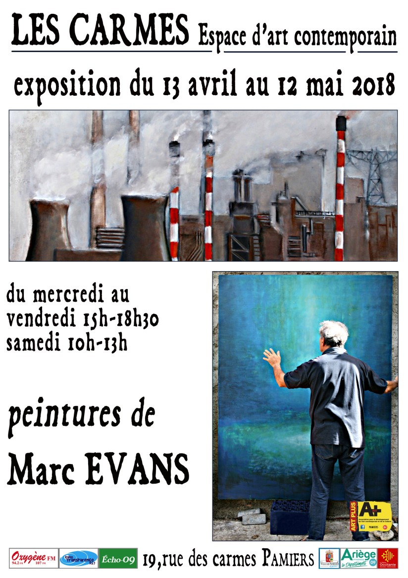 expo marc evans